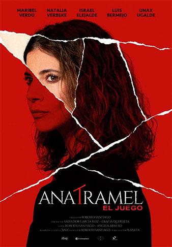 'Ana Tramel. El juego' llegará al prime time de La 1 el próximo martes