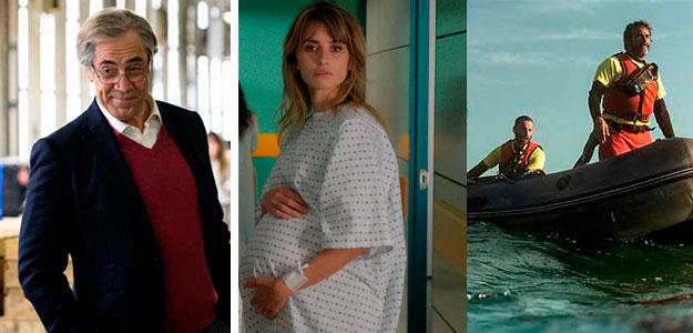 'El buen patrón', 'Madres paralelas' y 'Mediterráneo' preseleccionadas por España para optar a los Oscar