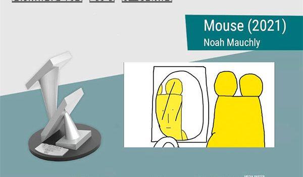 'Mouse', de Noah Mauchly, gana el Premio K Animadeba 2021