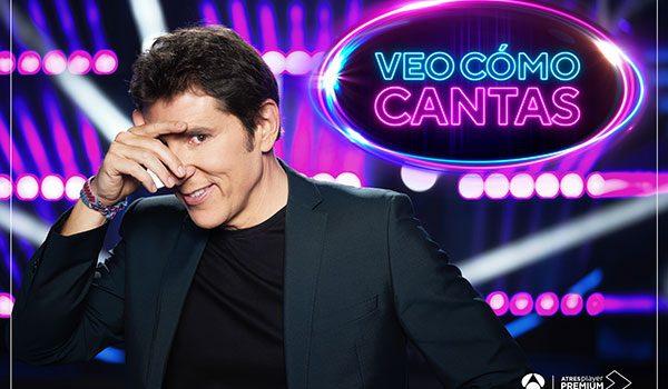 'Veo cómo cantas' aterriza en Antena 3 el próximo miércoles