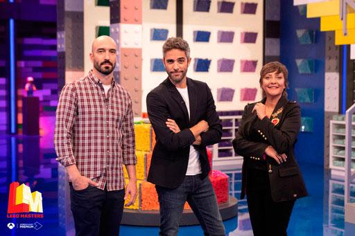 Comienza la grabación de 'LEGO Masters', nuevo talent show de Antena 3