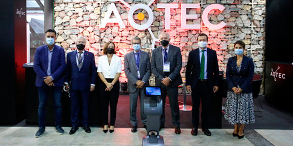 La Feria Tecnológica Aotec 2021 confirma su fortaleza