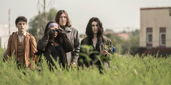 La segunda temporada 'The Walking Dead: World Beyond' llega a AMC | Cine y  Tele