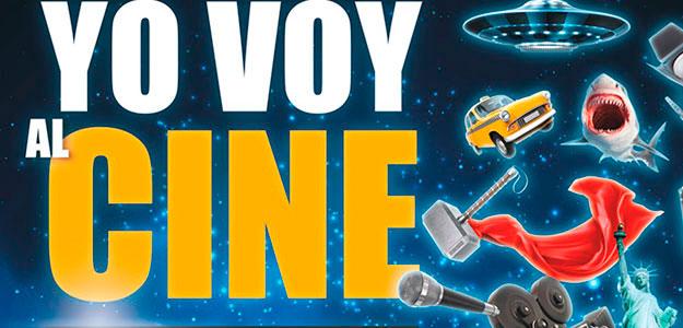 Hoy arranca la iniciativa 'Yo Voy al Cine', cuatro días de películas a un precio especial