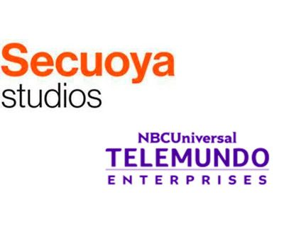 Secuoya Studios y Telemundo Streaming Studios desarrollarán proyectos de ficción conjuntos