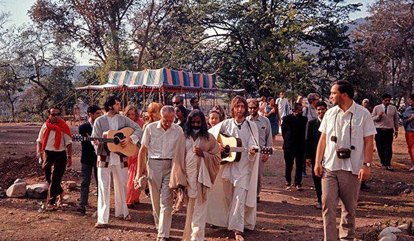 Seminci estrenará en España el documental 'The Beatles and India'