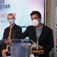 'Ilargi Guztiak/ Todas las luces' recibe el X Premio San Sebastián Gipuzkoa Film Commission