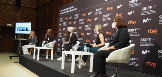 #69SSIF – La agenda del Industry Club abre dando visibilidad a las mujeres, la diversidad y las series