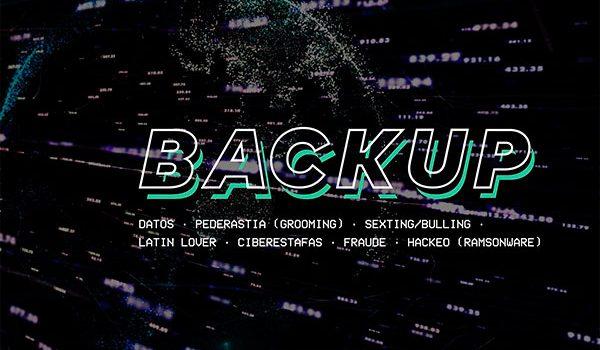 'BackUp', serie del Lab de RTVE.es, premiada por la API