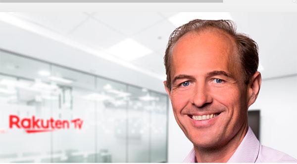Cédric Dufour será el nuevo CEO de Rakuten TV