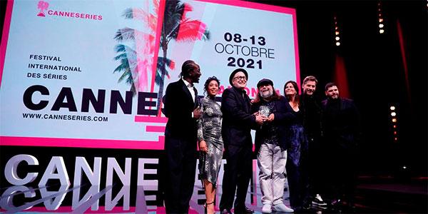 Canneseries cierra su cuarta edición con 'Mister 8' como mejor serie