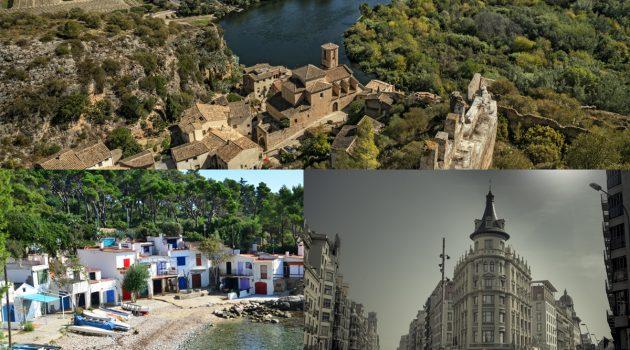 Cataluña, miles de localizaciones para todo tipo de historias