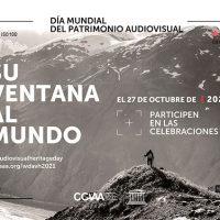 Hoy se celebra el Día Mundial del Patrimonio Audiovisual