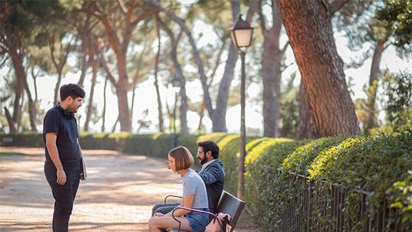 Pablo Maqueda comenzará a rodar 'La desconocida' el próximo jueves en Madrid