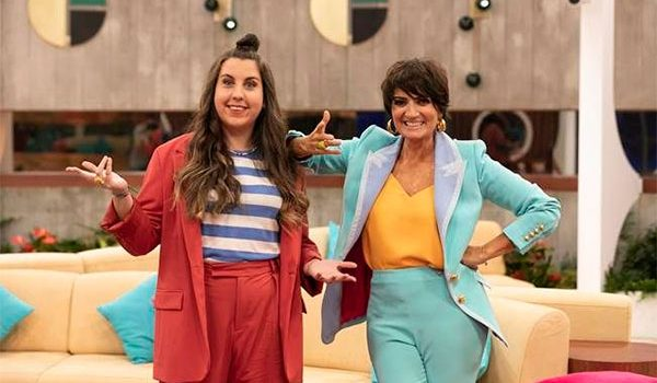 Silvia Abril y Carolina Iglesias presentarán la segunda temporada de 'LOL: Si te ríes pierdes'