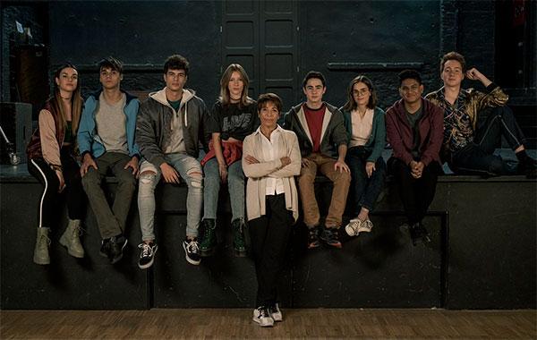 Se graba 'Ser o no ser', nueva serie de Playz protagonizada por un adolescente trans