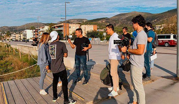 Surf Channel y Rakuten TV ruedan el documental 'Barcelona Surf Destination'