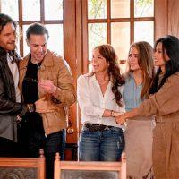Telemundo comienza la producción de 'Pasión de gavilanes 2'